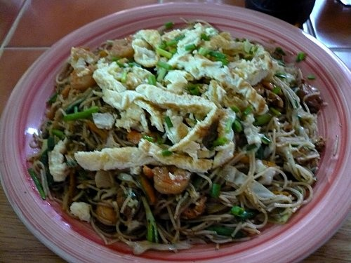 Mine frit recette ile maurice - Cuisine mauricienne chinoise ...