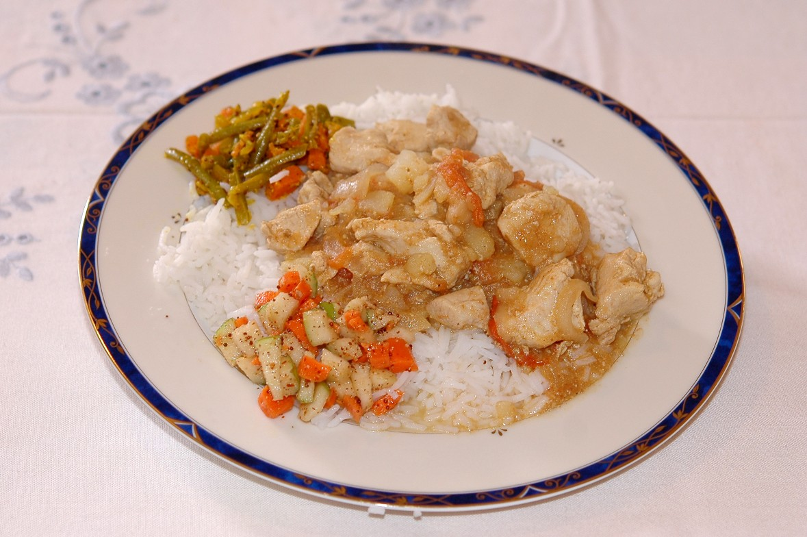 Recette mauricienne - Cuisine mauricienne chinoise ...